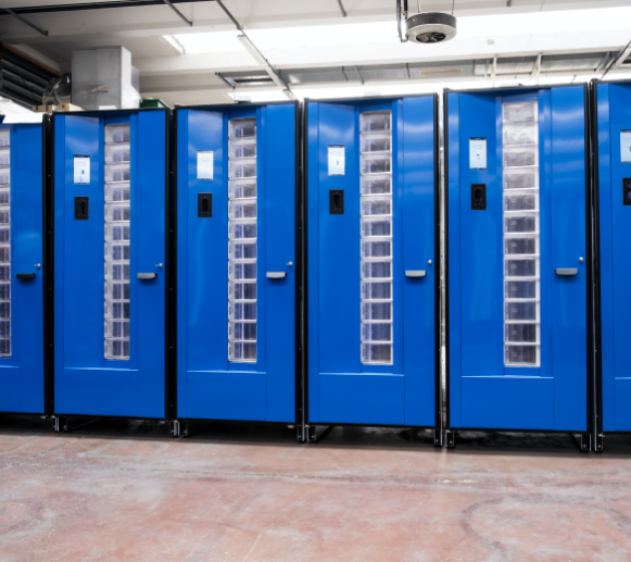 Azienda Distributori Automatici Dpi Produzione